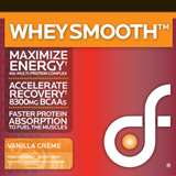 BULK - Whey Smooth - Vanilla