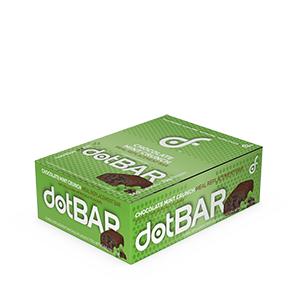 dotBAR - 160 Calorie Chocolate Mint